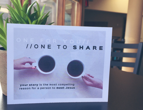 One For You // One To Share